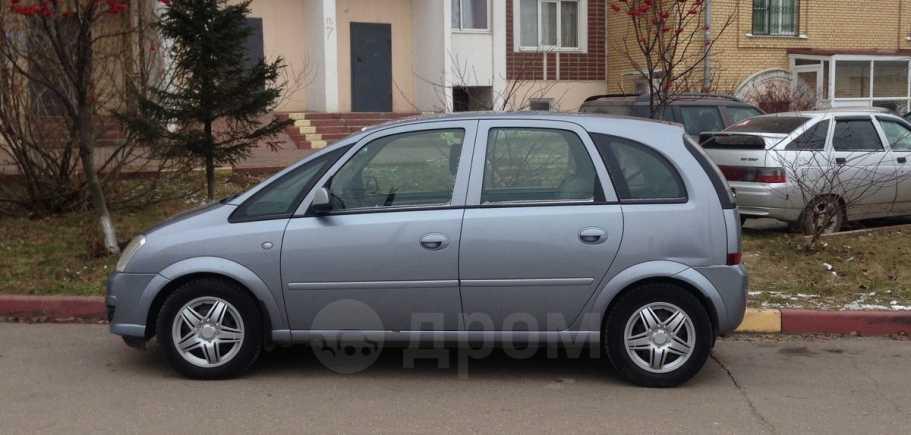 Opel Meriva, 2007 год, 250 000 руб.