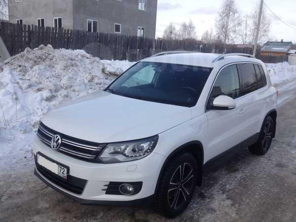 Volkswagen Tiguan, 2012 год, 1 000 000 руб.