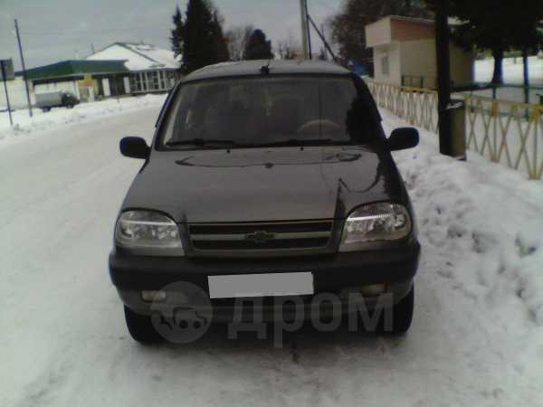 Chevrolet Niva, 2004 год, 185 000 руб.