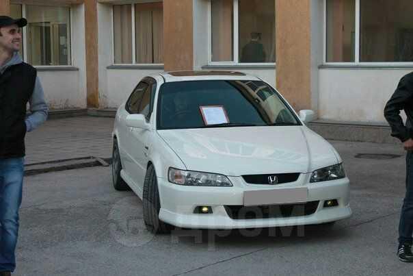 Honda Accord, 1999 год, 350 000 руб.