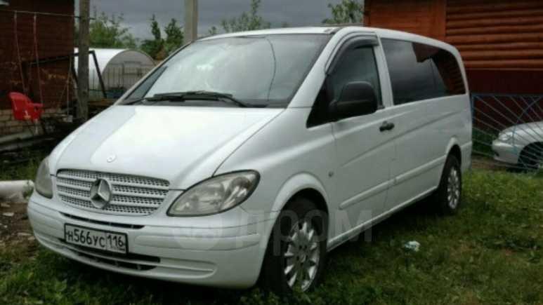 Mercedes-Benz Vito, 2006 год, 650 000 руб.