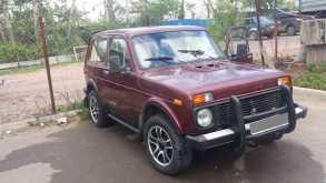 Красноярск 4x4 2121 Нива 1984