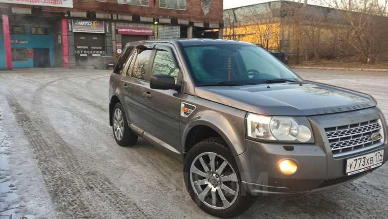 Land Rover Freelander, 2008 год, 690 000 руб.