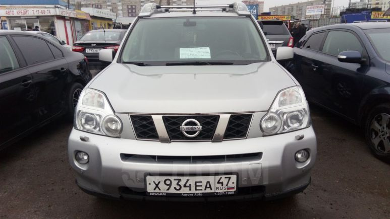 Nissan X-Trail, 2010 год, 749 000 руб.