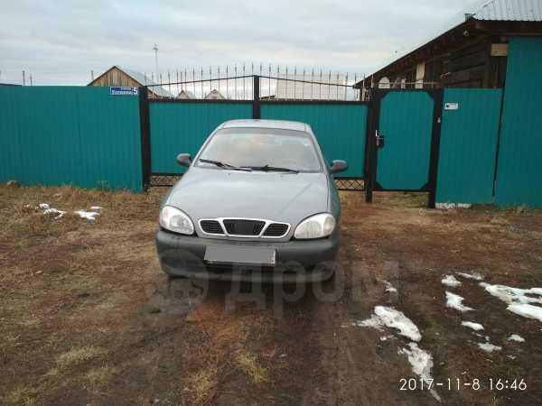 Chevrolet Lanos, 2006 год, 95 000 руб.