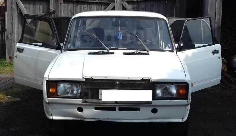Лада 2107, 1995 год, 30 000 руб.