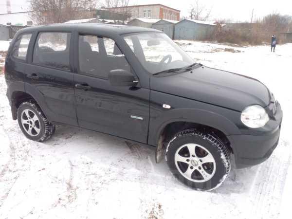Chevrolet Niva, 2015 год, 429 300 руб.