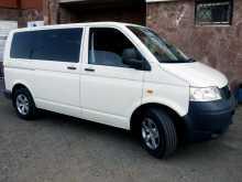 Уфа Transporter 2007