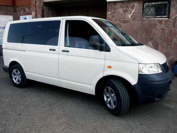Volkswagen Transporter, 2007 год, 740 000 руб.