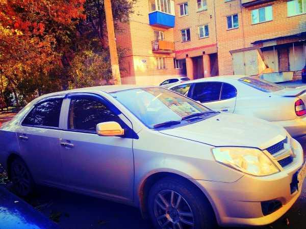 Geely MK, 2013 год, 220 000 руб.