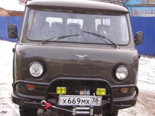 УАЗ Буханка, 1989 год, 340 000 руб.
