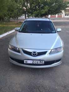 Саки Mazda6 2007