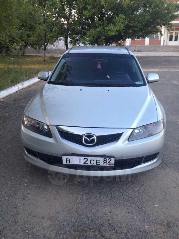 Mazda Mazda6, 2007 год, 375 000 руб.