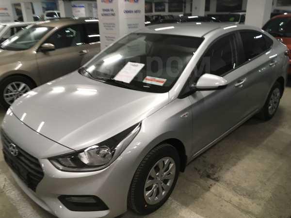 Hyundai Solaris, 2017 год, 859 900 руб.