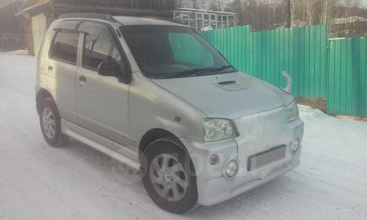 Daihatsu Terios Kid, 1998 год, 185 000 руб.