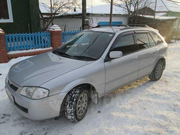 Mazda Familia S-Wagon, 1999 год, 145 000 руб.