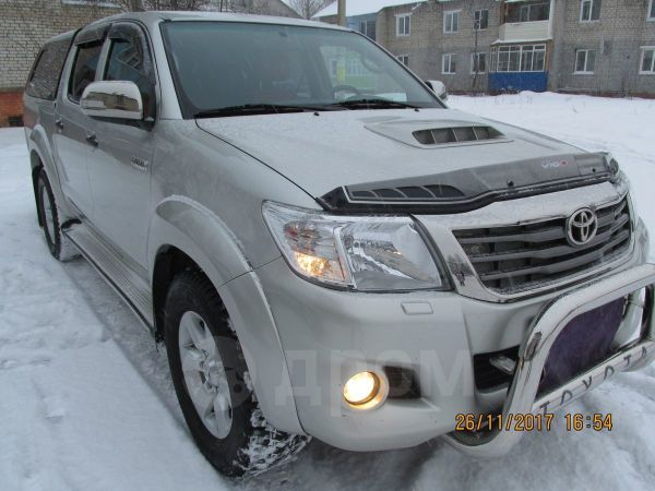 Toyota Hilux Pick Up, 2014 год, 1 600 000 руб.