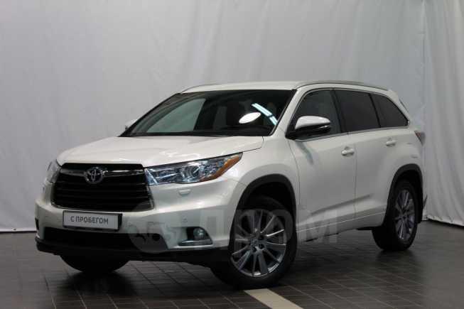 Toyota Highlander, 2014 год, 2 030 000 руб.