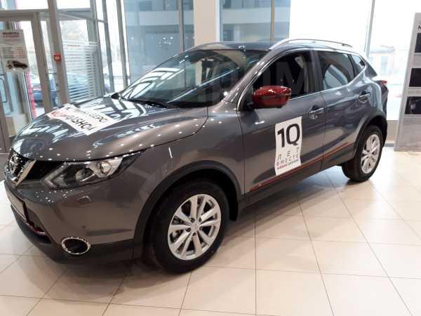 Nissan Qashqai, 2017 год, 1 382 000 руб.