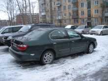 Nissan Maxima, 2001 г., Омск