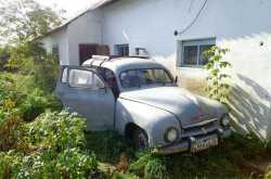 Улан-Удэ Skoda 1958