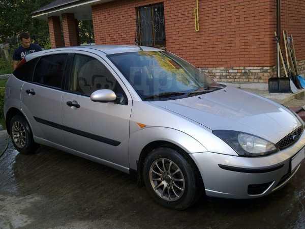 Ford Focus, 2002 год, 165 000 руб.