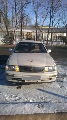 Хабаровск Тойота Краун 1992