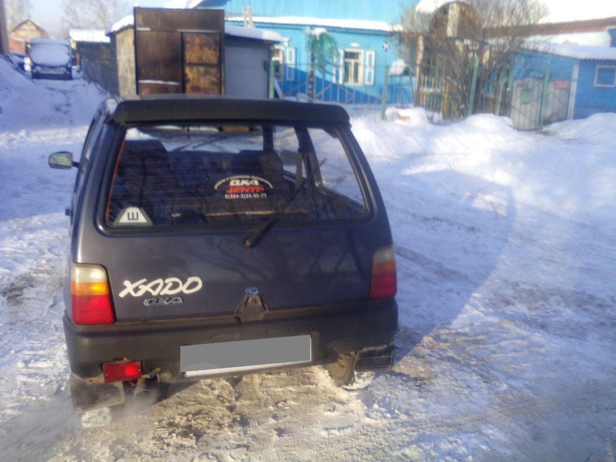 Продажа бу ока в кемеровской области