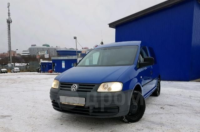 Volkswagen Caddy, 2005 год, 270 000 руб.