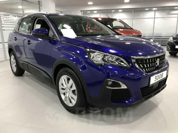 Peugeot 3008, 2017 год, 1 661 000 руб.