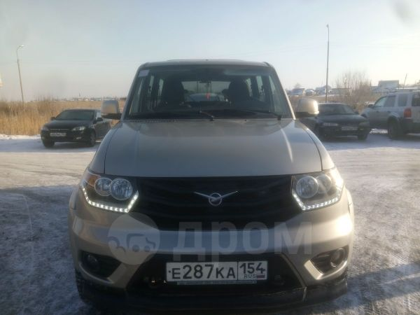 УАЗ Патриот, 2015 год, 520 000 руб.