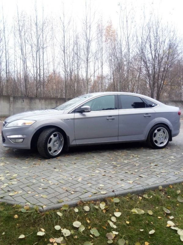 Ford Mondeo, 2010 год, 580 000 руб.