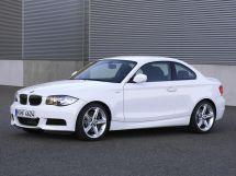 BMW 1-Series рестайлинг 2007, купе, 1 поколение, E82