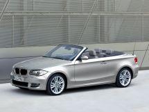 BMW 1-Series рестайлинг 2008, открытый кузов, 1 поколение, E88