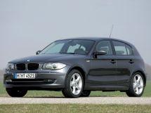 BMW 1-Series рестайлинг 2007, хэтчбек 5 дв., 1 поколение, E87