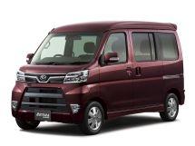 Daihatsu Atrai 2-й рестайлинг, 6 поколение, 11.2017 - н.в., Минивэн