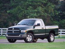 Dodge Ram 2001, пикап, 3 поколение, DR/DH
