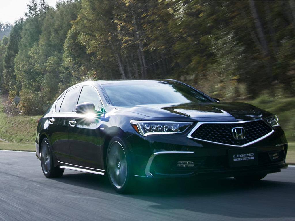 Новая Honda Legend 2019: фото, цена и технические характеристики, старт продаж в России изоражения