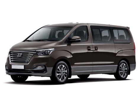 Hyundai H1 (TQ) 12.2017 -  н.в.