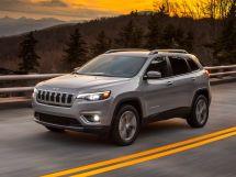 Jeep Cherokee рестайлинг 2017, джип/suv 5 дв., 5 поколение, KL