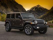 Jeep Wrangler 2017, джип/suv 5 дв., 4 поколение, JL