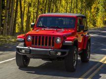 Jeep Wrangler 2017, джип/suv 3 дв., 4 поколение, JL