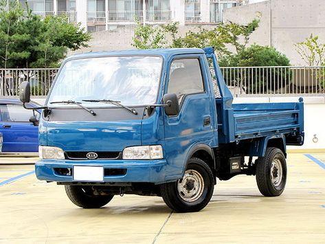 Kia Bongo W3
