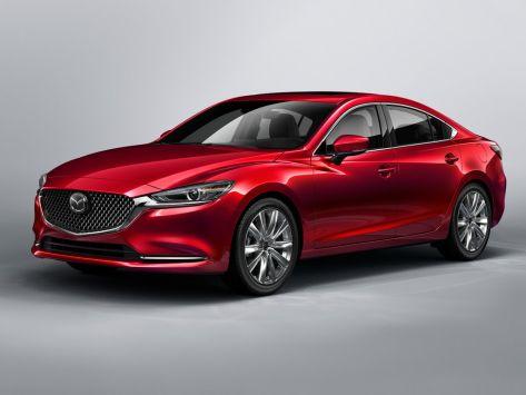 Mazda Mazda6 (GL) 12.2017 -  н.в.