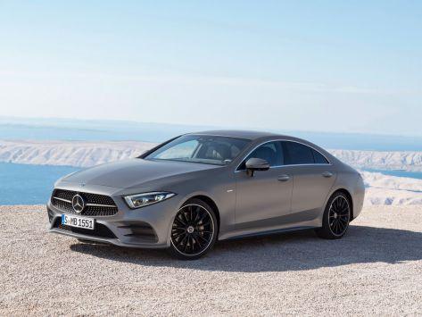 Mercedes-Benz CLS-Class (C257) 11.2017 - 04.2021