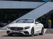 Mercedes-Benz S-Class рестайлинг 2017, открытый кузов, 6 поколение, A217