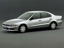 Mitsubishi Galant рестайлинг, 8 поколение, 08.1998 - 10.2003, Седан