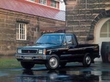 Mitsubishi L200 1986, пикап, 2 поколение
