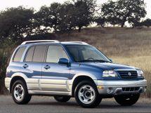 Suzuki Grand Vitara 1 поколение, 09.1997 - 08.2005, Джип/SUV 5 дв.