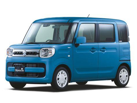 Suzuki Spacia  11.2017 -  н.в.